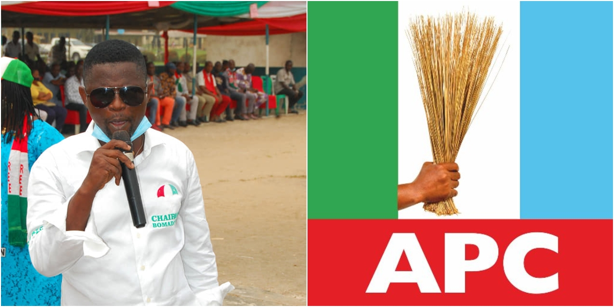 Nigeria is suffering because APC is at the centre says PDP chieftain