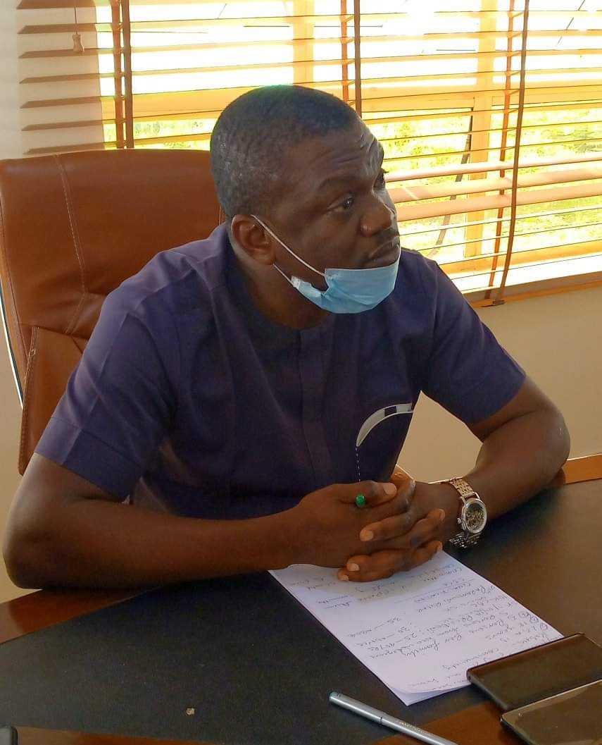 Hon. Embeleakpo Alale, Chairman Sagbama Local Government Council
