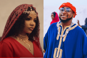 Nengi and Davido follows each other again on instagram