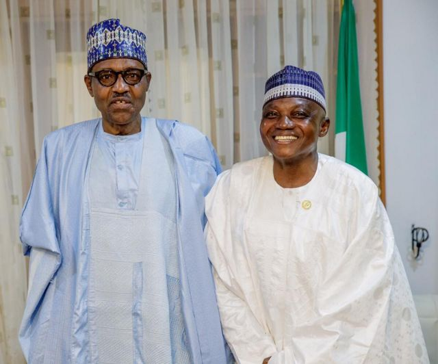 Buhari did not hand-over to Yemi Osinbajo before going for medical leave- Presidential spokesman