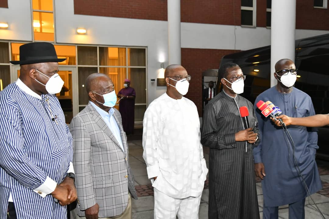 PIB: South-south governors go head on with Senate, insists on 10% for host communities