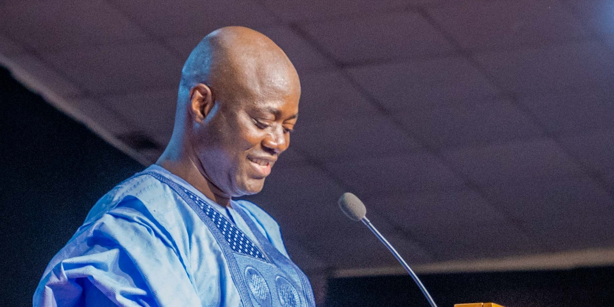 The church must get involved in politics- Governor Seyi Makinde