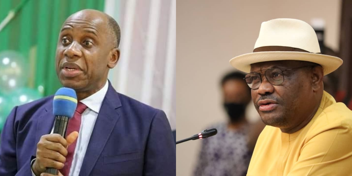 'You sold our properties' Wike throw strong accusations at Ameachi
