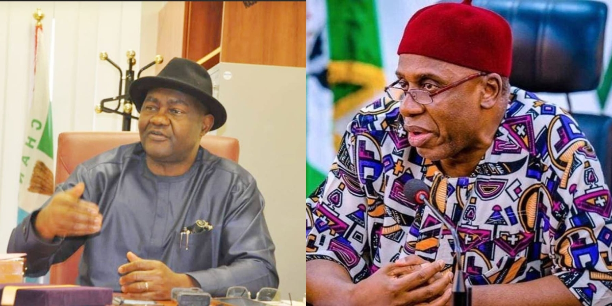 'Amaechi does not have that power', Magnus Abe flays Ameachi's plan to anoint Wike's successor