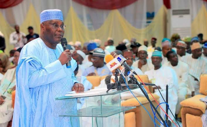 'Let your conscience and history judge you' Atiku tells new EFCC boss
