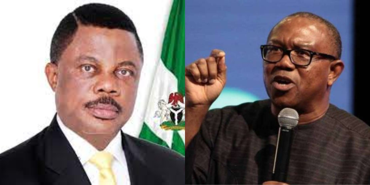 Fmr. Governor of Anambra StatePeter Obi confirms rift with successor Willie Obiano