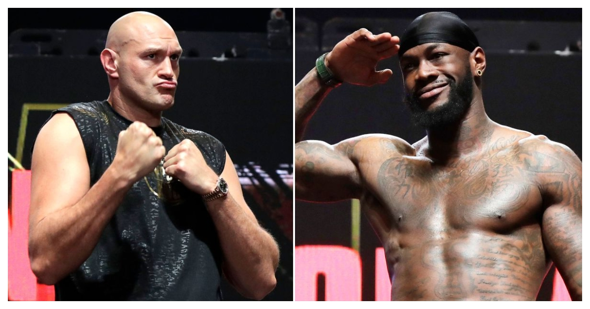 Tyson Fury to Face Deontay Wilder As Arbitration Orders a Trilogy Fight