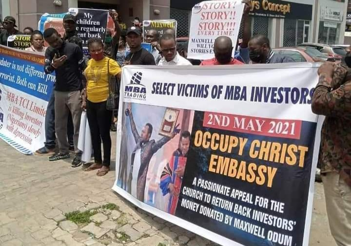 Some of the aggrieved investors