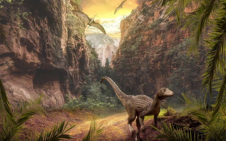 Dinosaurs became the dominant species as a result of ecological changes caused by severe volcanic activity during the Carnian Pluvial Episode 230 million years ago.