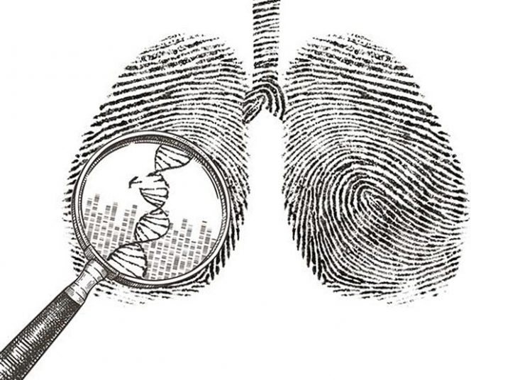 Lung cancer genetic research.