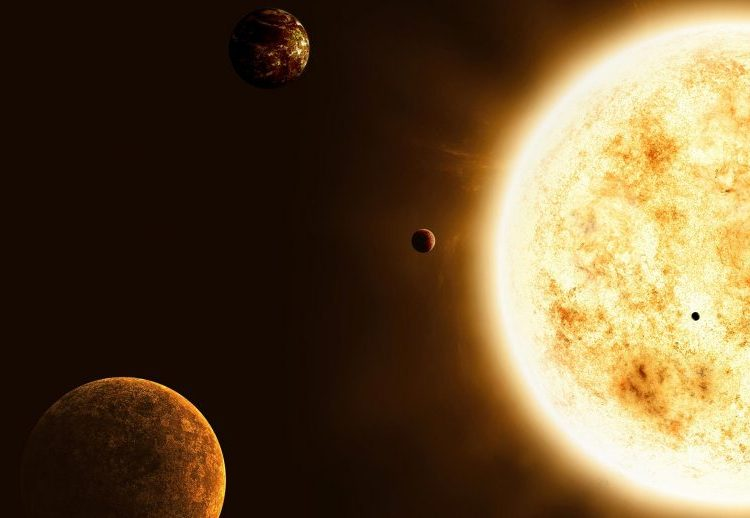 According to recent study, a fifth of Sun-like stars devour their own planets.
