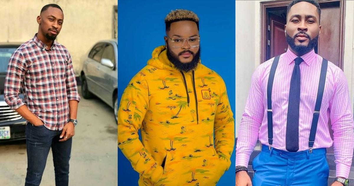 #BBNaija: Pere, Whitemoney and 6 Other Housemates Up For Possible Eviction